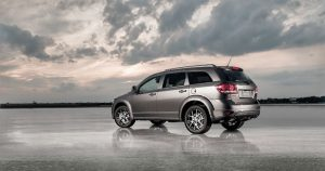2017 Dodge Journey Trims