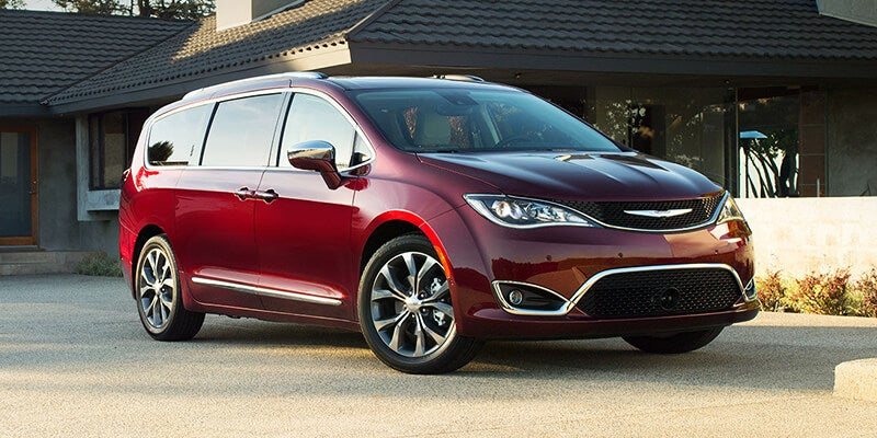 2018 Chrysler Pacifica San Antonio Tx