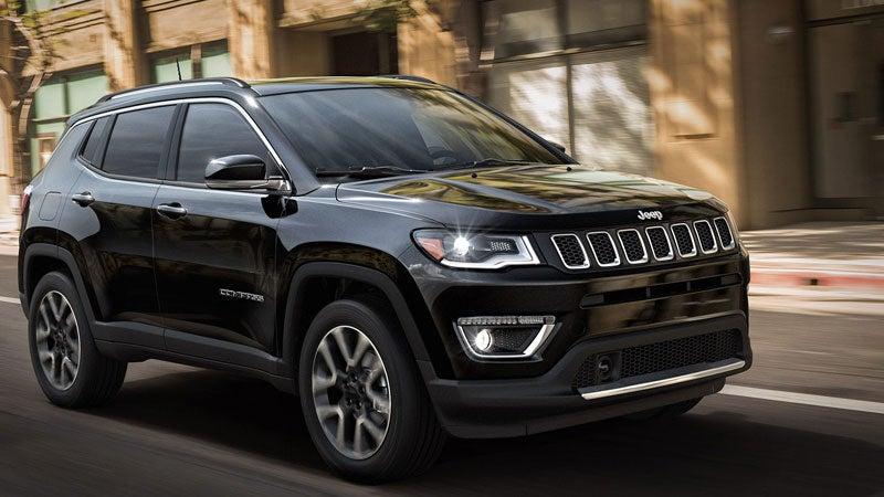 2018 Jeep Compass Jeep Dealer San Antonio Tx Ingram Park