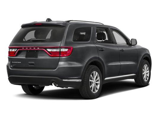 2017 Dodge Durango Gt In San Antonio Tx Ingram Park Chrysler Jeep Ram