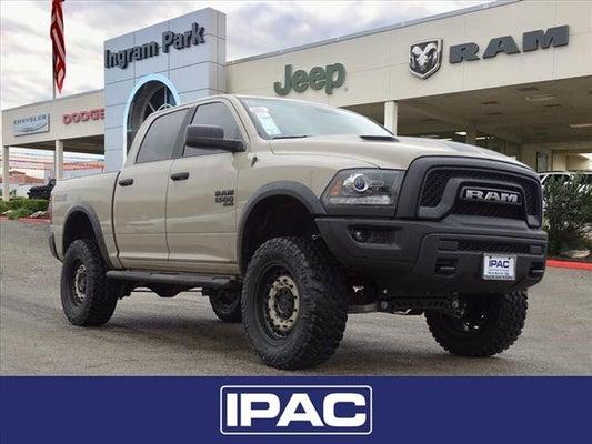 Jeep Dealership Austin >> 2019 Ram Pickup 1500 Classic Warlock San Antonio TX ...