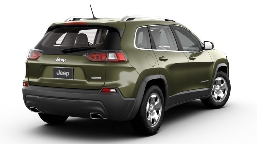 2019 Jeep Cherokee CHEROKEE LATITUDE FWD In San Antonio, TX   Ingram Park Chrysler  Dodge