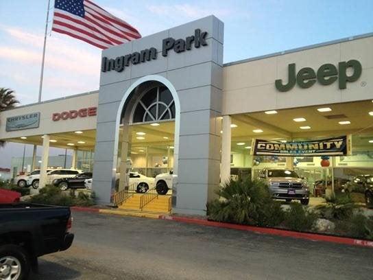 dodge dealership near san antonio tx Ingram Park Chrysler Jeep Dodge Ram  San Antonio Dealer