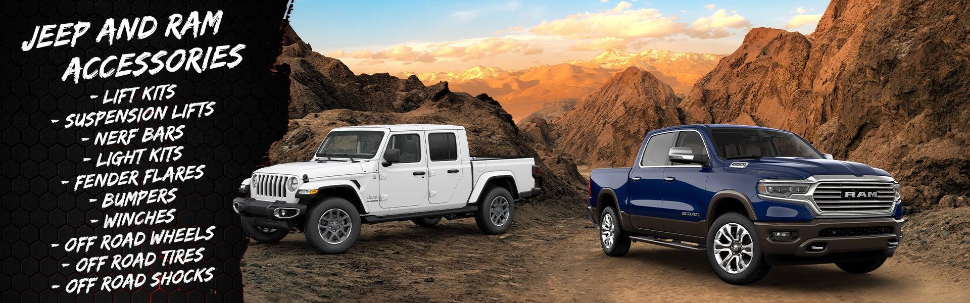 Lifted Trucks Jeeps